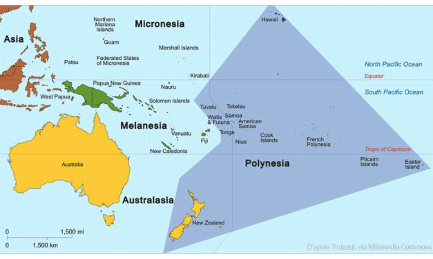 Mais c'est où Tahiti ? Géographie et cartes de la Polynésie française