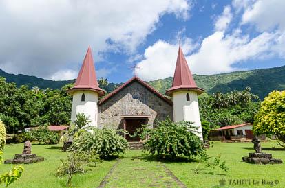 Photos de Polynésie: Hatiheu à Nuku Hiva aux Marquises