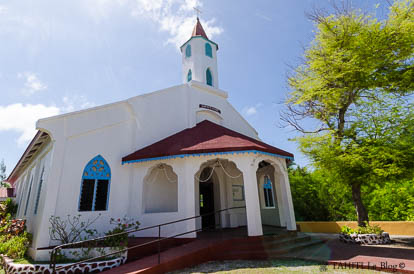 Eglise de Rotoava à Fakarava