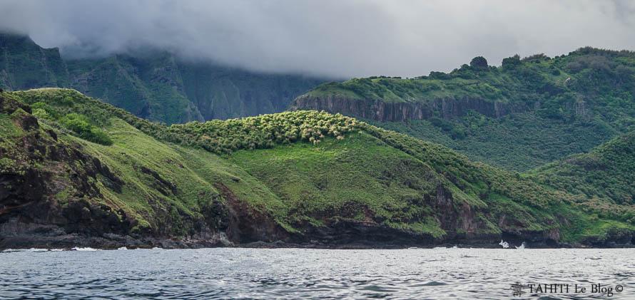 Photographies de la Polynésie: Nuku Hiva Les Marquises