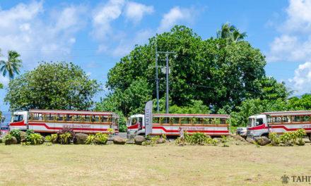 Le Tere Fa'ati: le tour festif de Tahiti en Truck traditionnel