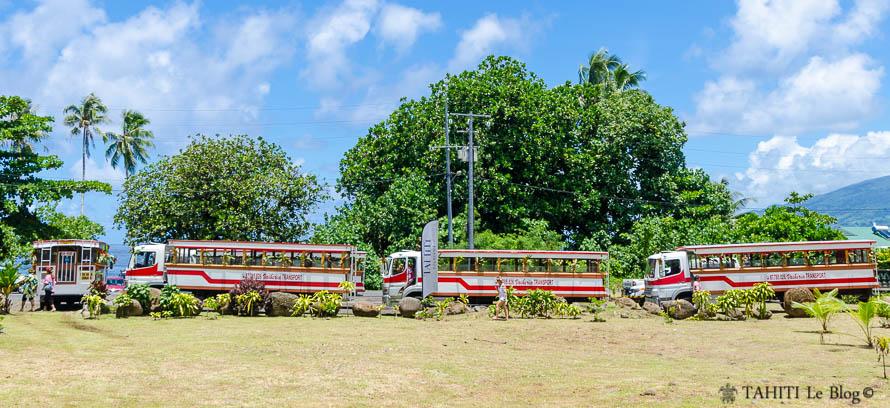 Tere Fa'ati 2017: le tour de Tahiti en truck