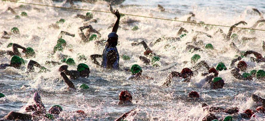 Pratiquer le triathlon à Tahiti