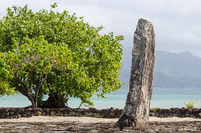 Marae Taputapuatea à Raiatea