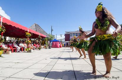 Danse à Utuora à Raiatea