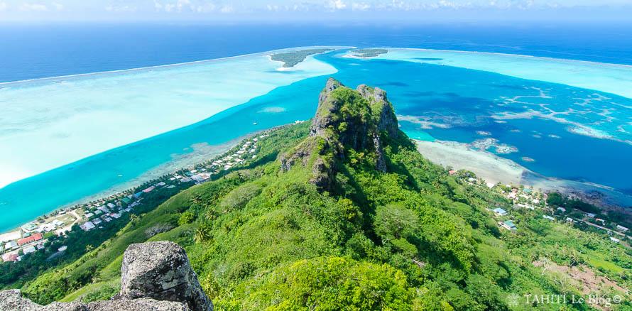 Voyage à Maupiti en Polynésie française