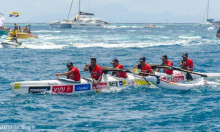 Hawaiki Nui Va'a : la course de pirogues polynésiennes