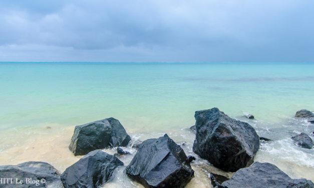 Tubuai aux Australes: quatre jours sous la pluie. WIPA !