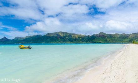 Raivavae aux Australes : comme un air de paradis