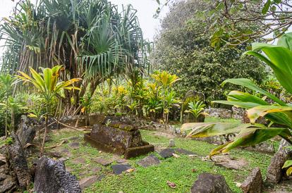 Marae Mauna Oto à Raivavae