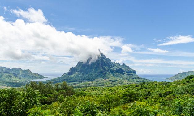 Moorea: hébergements, activités et découverte de l'île