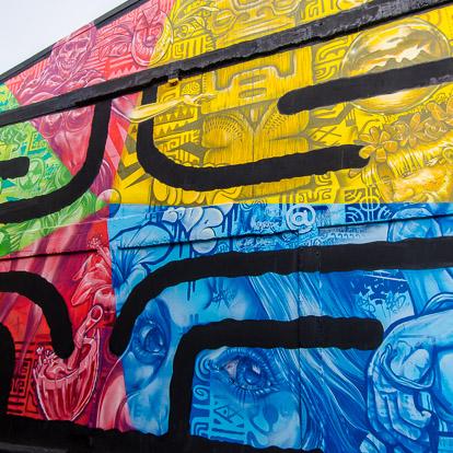 Street art et graffiti à Tahiti : Abuz HTJ et Jops