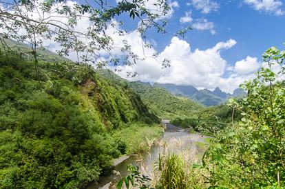 Photos de la Polynésie : Tahiti