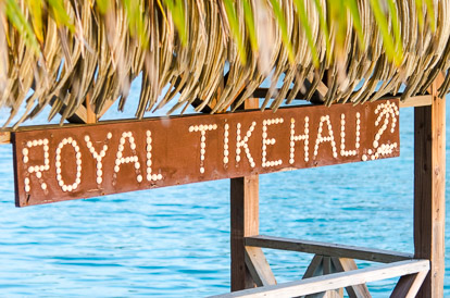 Pension Relais Royal Tikehau