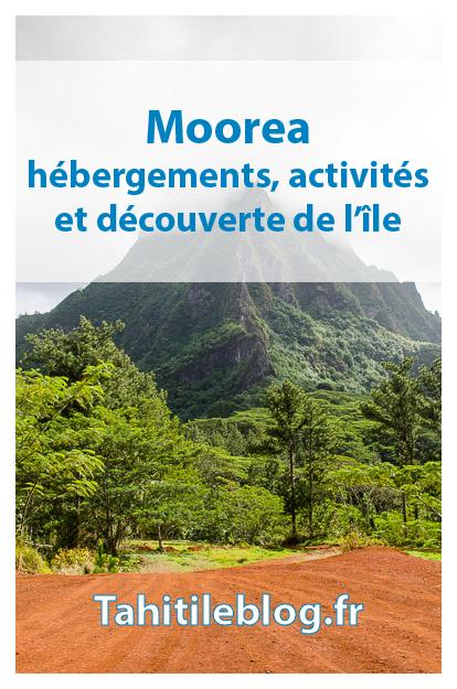 Moorea, l'île sœur de Tahiti en Polynésie française, est incontournable pour les voyageurs, les touristes et les expatriés. Tout sur les hébergements, la randonnée, le snorkeling dans le lagon, le point de vue du belvédère, la montagne magique, la route des ananas, l'usine Rotui....
