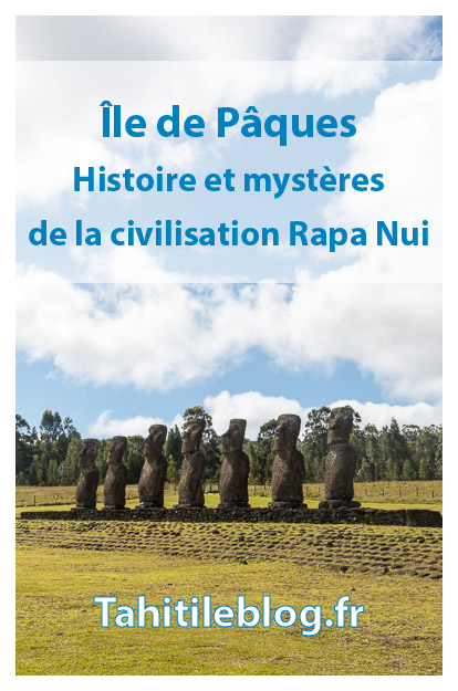 L'histoire de l'île de Pâques reste bien mystérieuse. D'où viennent les premiers habitants? Que sont les moai ? Comment a disparu la civilisation Rapa Nui ? Pour tout savoir des dernières avancées scientifiques, il ne reste plus qu'à lire l'article !