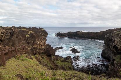 île de Pâques : Ana Kai Tangata