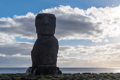 île de Pâques : Hanga Kio'e
