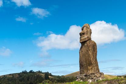 île de Pâques : Huri A Urenga