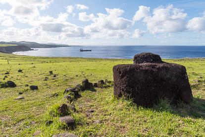 île de Pâques : Vinapu