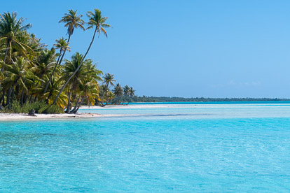 Mataiva: atoll de Tuamotu en Polynésie française