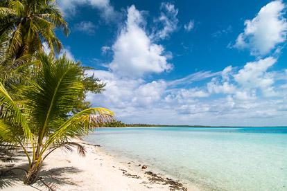 Mataiva: plage paradisiaque