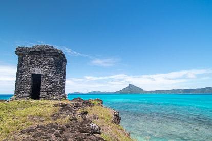 Photographies de Polynésie française : les Gambier