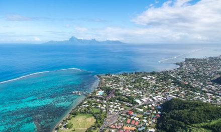 Hélicoptère à Tahiti : un magnifique premier vol
