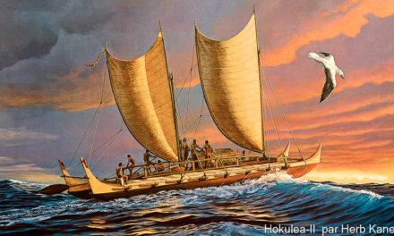 Peuplement de la Polynésie: une migration océanienne