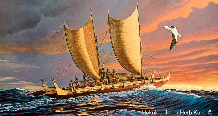 Peuplement de la Polynésie. Histoire de l'origine et de la migration austronésienne en Océanie